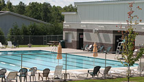 Aquatic Facility at the Betty Queen Center